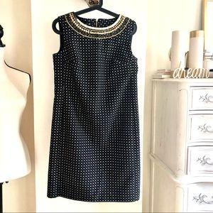 NWT Jones NY Chemise Dress. Size 4